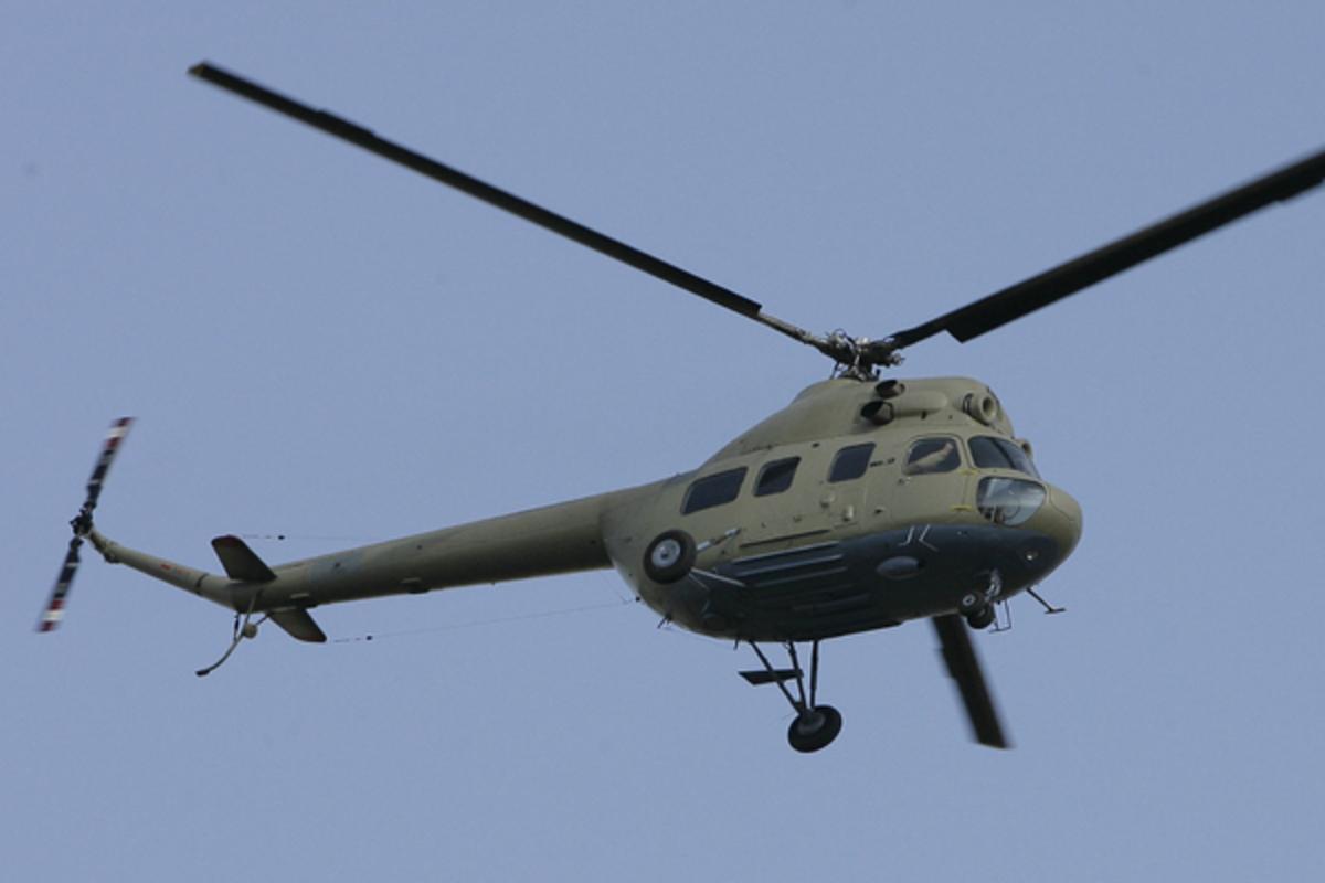 Капитальный ремонт вертолетов Ми-2