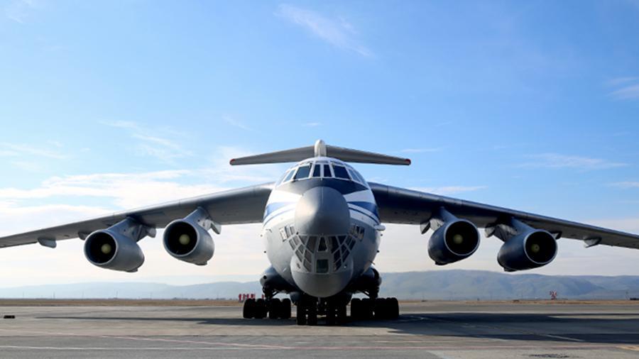 Техническое обслуживание Ил-76